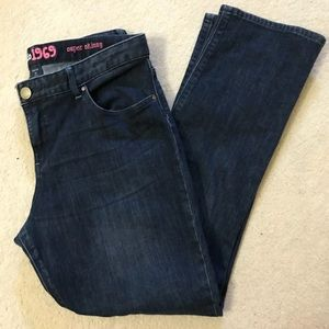 GAP Girls Denim Super Skinny Stretch Jeans